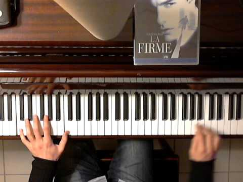The Firm - Mitch And Abby (Dave Grusin) - Piano Solo Cover