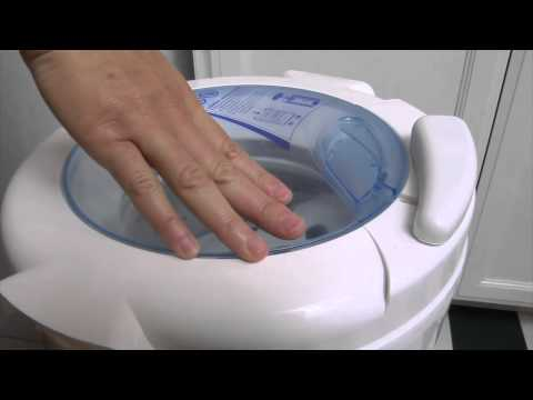 The Laundry Alternative Spin Dryer