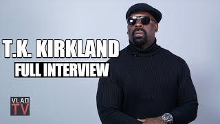 TK Kirkland on Tekashi 6ix9ine, Blac Chyna, Mo'Nique, Gangs (Full Interview)