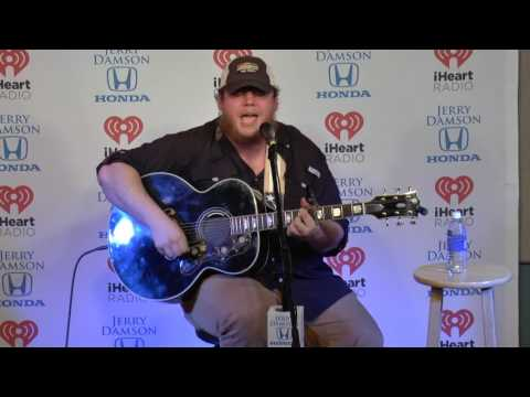 Luke Combs Sings Hurricane