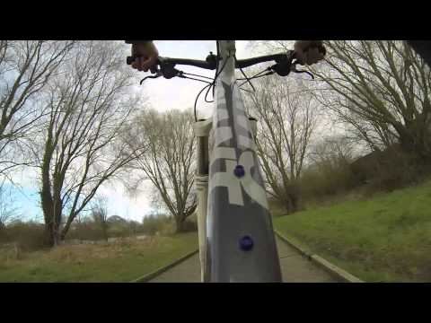 Giant Talon 1 29er 2013 on board