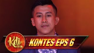 Apik BGT! Fandi Keren membawakan Lagu [SENGSARA] - Kontes KDI Eps 6 (13/7)