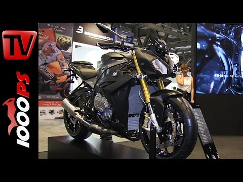 Rizoma BMW S 1000 R   Motorradzubehör 2015