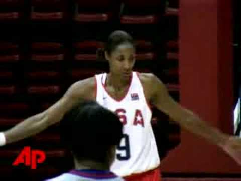 Video Diary: Lisa Leslie Heads to Beijing Video