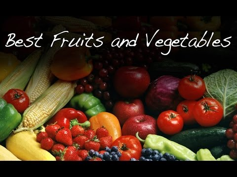 Best Fruits and Vegetables for Your Health - Gardening with Dr. Weil