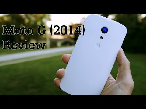 Moto G (2014) Review!