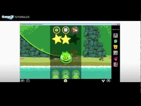 Cómo jugar a Bad Piggies (Rovio) en PC - Tutorial - Mp3.es