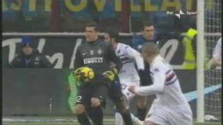 INTER - SAMPDORIA 0-0 - HIGHLIGHTS - Sintesi e commenti.