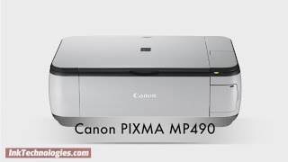 Canon PIXMA MP490 Instructional Video
