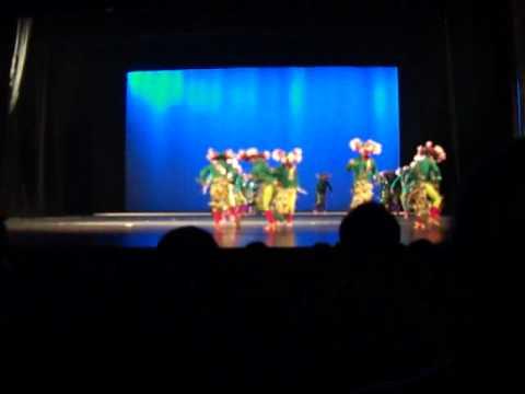 Danza de los Matachines en Bellas Artes