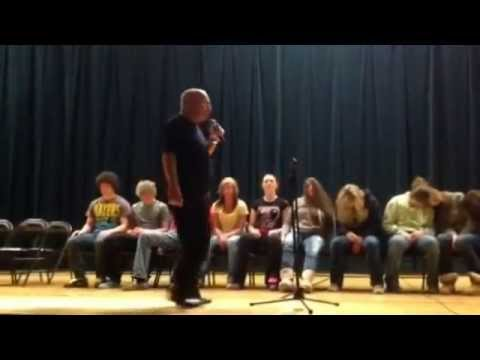 Marceline High School - Comedy Stage Hypnosis Show (Piano)