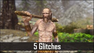 Skyrim: 5 Hilarious Glitches and Bugs You May Have Missed in The Elder Scrolls 5: Skyrim (Part 3)