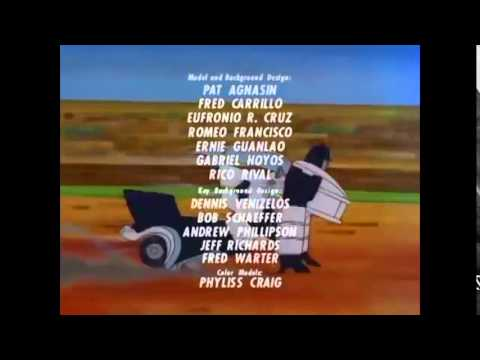 Transformers G1 season 3 Outro (1986-1987) 10 min