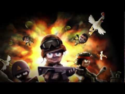 Tiny Troopers Launch Trailer