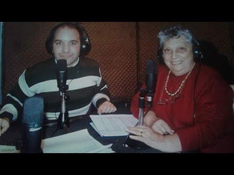 Leandro Gasco En Contacto por Radio del Pueblo con Lita de Lazzari (07 08 13)