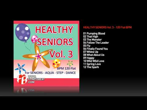 Healthy Seniors Vol.3 - 120 BPM // Fitness Beat