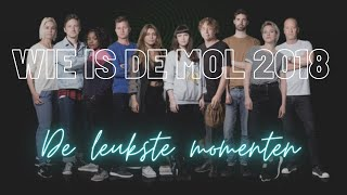 Wie Is De Mol 2018 - De Leukste Momenten