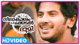 Neelakasham Pachakadal Chuvanna Bhoomi - Neelakasham Pachakadal Chuvanna Bhoomi Malayalam Movie   Dulquer   Sunny Wayne   Flour Machine   HD