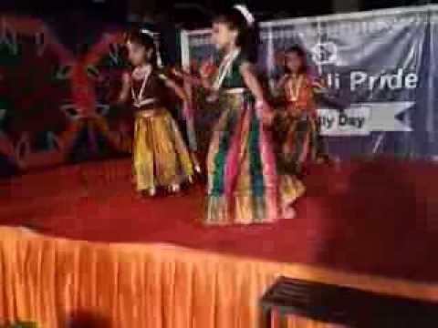 Semi Classical Dance By Kids. video