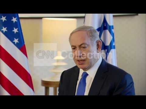 NETANYAHU CONDEMNS ABBAS FOR INCITING VIOLENCE