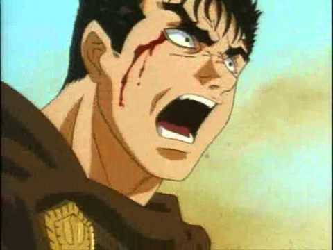 Berserk Gatsu Vs Sergente Borskov-breaking Benjamin Ordinary Man.wmv