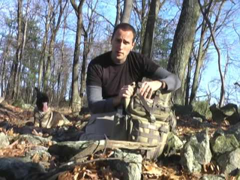 Maxpedition Kodiak. E2E Basic EDC - Wilderness Survival