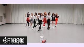 프로미스나인 Fromis 9 Love Bomb Choreography Ver