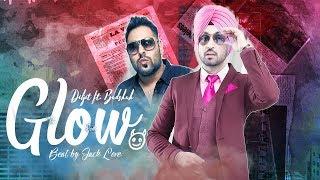 Glow - Diljit Singh | Badshah | Type Beat | Diljit Singh type beat Instrumental