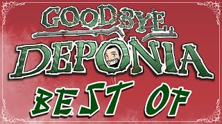 Gronkh - BEST OF: Goodbye Deponia (Deponia 3)