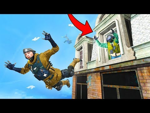 RAINBOW SIX SIEGE FAILS: #14 (Rainbow Six Siege Random Moments Compilation)