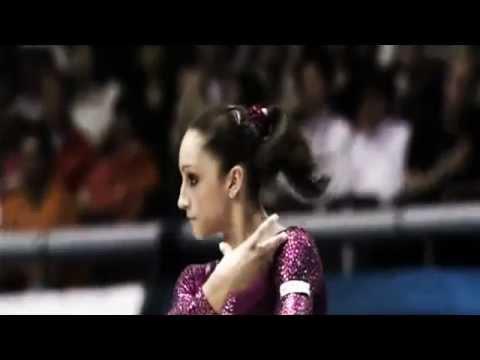 USA TEAM Gymnastics for London 2012 Olympics