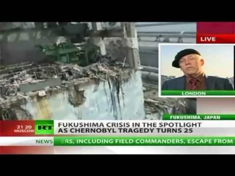Fukushima Still Very Serious & Being Talked Down by Nuclear Industry - Prof Chris Busby