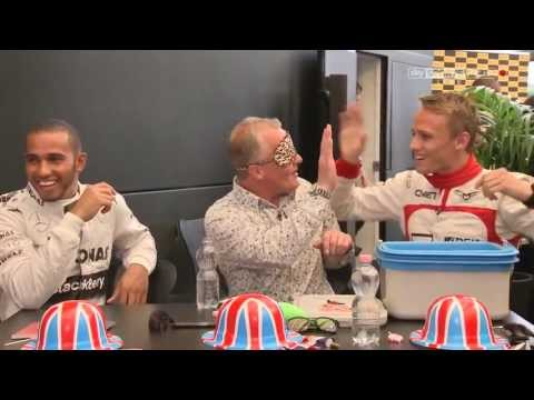 The Big British Quiz (w. Lewis Hamilton) - Sky Sports F1