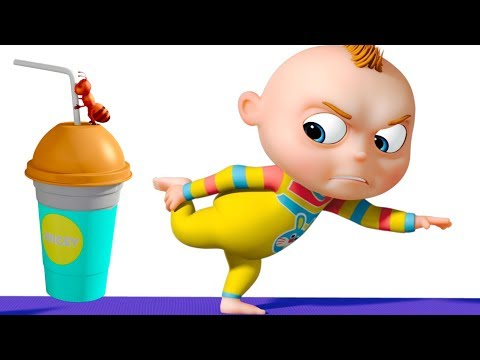 TooToo Boy Yoga Episode | Funny Comedy Series | Cartoon Animation | Videogyan Kids Shows