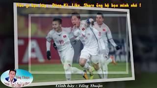 Nhạc chế | TÊN CÁC CẦU THỦ U23 VIỆT NAM | Tự Hào Bóng Đá Việt Nam | Tống Thuận