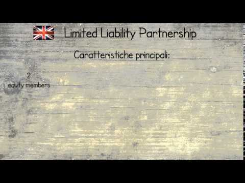 Costituire una Limited Liability Partnership