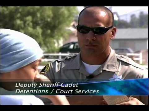 Deputy Sheriff's Cadet - Detentions/Court Services - County of San Diego