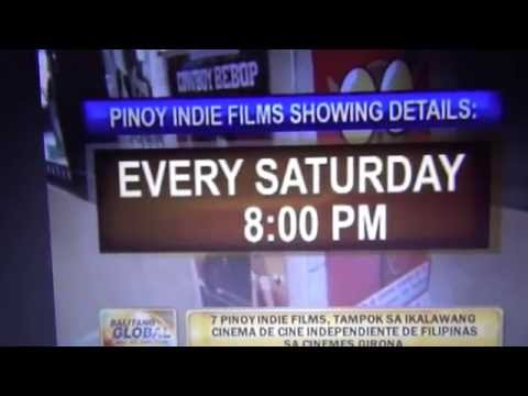 Filipino Indie Films Premiere In Barcelona video