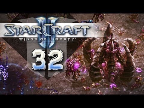 Starcraft 2: Wings of Liberty #032 - Totale Vernichtung - Let's Play [Kampagne]