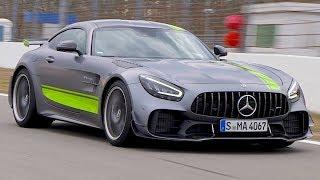 2020 Mercedes-Benz AMG GT // GTR Pro Review