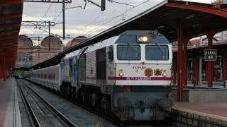 Tren Especial Champions Madrid-Lisboa con doble de 319 + Rama 7C5 Train And Breakfast