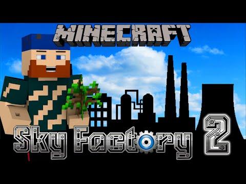 Minecraft | Sky Factory | #5 MACHINE POWER