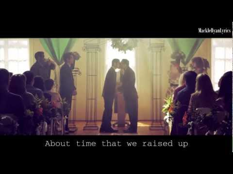 Macklemore - Same Love (lyrics + Official Music Video) video