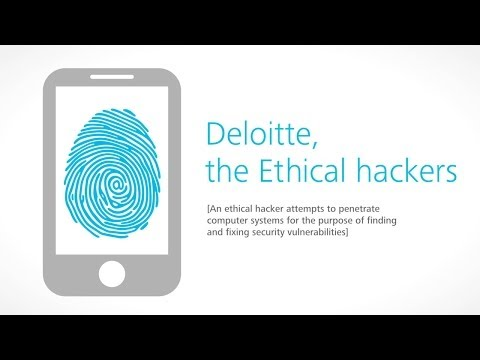 Deloitte, the Ethical hackers simulating mobile device attack