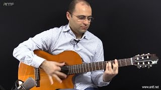 Guitar 601 - Gipsy Chords - English (Dr. ANTF)