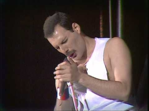 Queen - Live Wembley Stadium FRIDAY 1986 FULL CONCERT (London, England HD 1080p RARE)