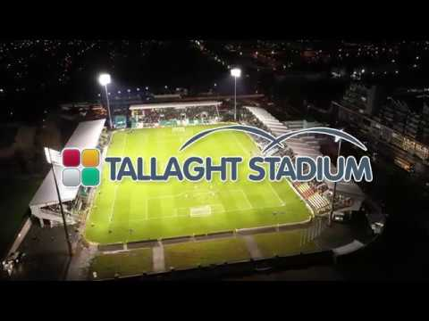 Tallaght Stadium - Home of Shamrock Rovers F.C.