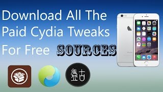 How To Get Paid Cydia Tweaks & Themes  For Free