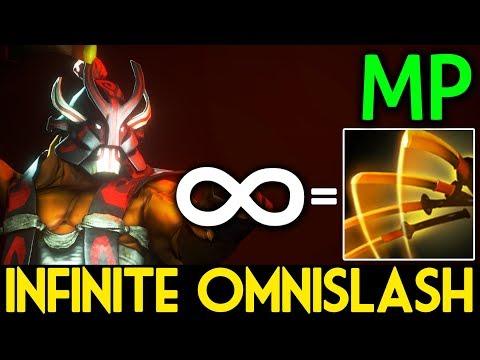 MP Dota 2 7.07 [Juggernaut] Crazy Talent | Infinite Omnislash
