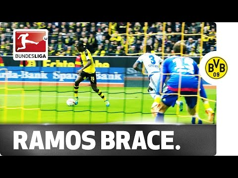 The Bundesliga's Most Efficient Striker: Adrian Ramos at the Double for BVB